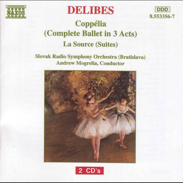 Coppelia CD