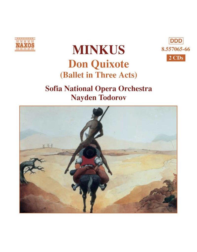 Don Quixote CD