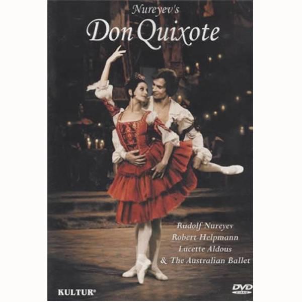 Don Quixote DVD