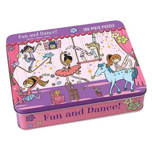 Fun and Dance 100 Piece Puzzle