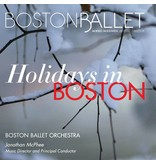 Holidays in Boston CD