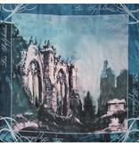 Scarf: Les Sylphides Silk