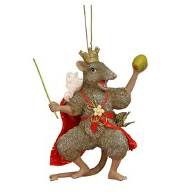 The Mouse King Ornament