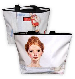 Nutcracker Banner Tote Bag
