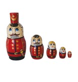 Nutcracker Nesting Doll