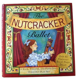 Nutcracker Popup Book