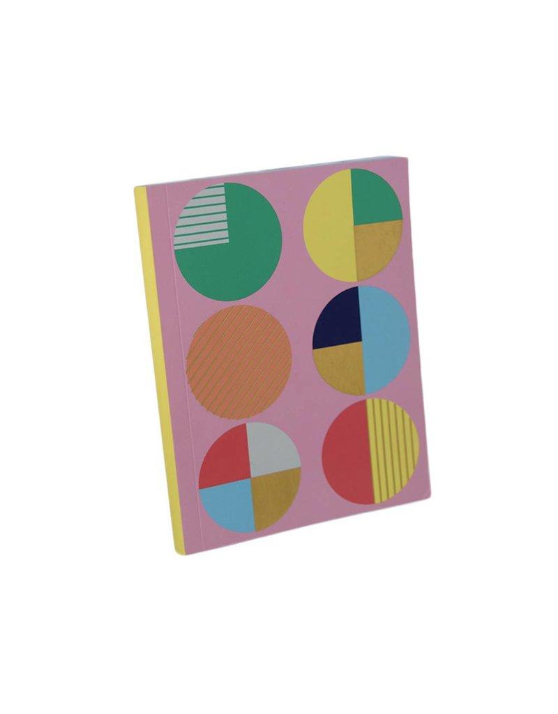 Petite Journal Geo Pastel