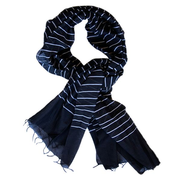 Scarf: Music Stripe