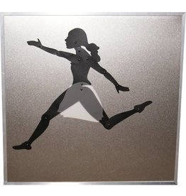 Shadow Dancer Magnet, Girl
