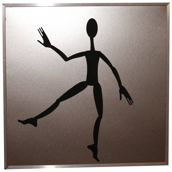 Shadow Dancer Magnet