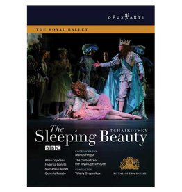 The Sleeping Beauty DVD