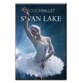 Swan Lake Magnet