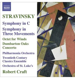 Symphony in 3 Movements CD