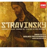 Symphony of Psalms CD
