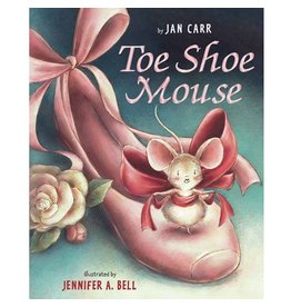 Toe Shoe Mouse Book