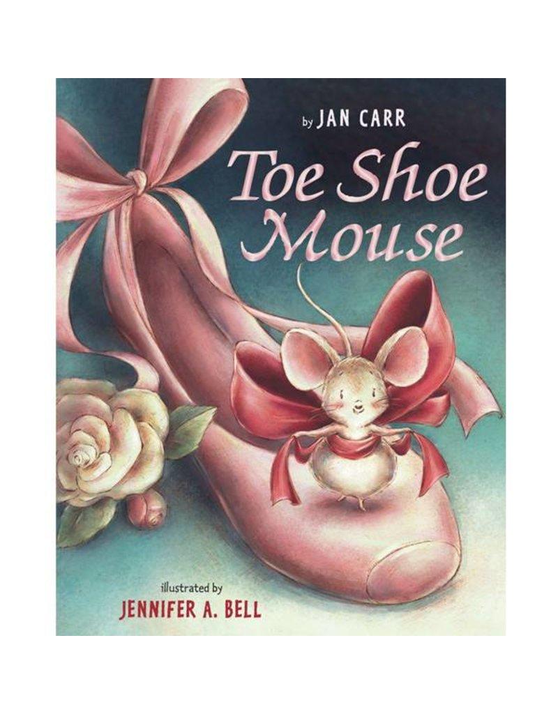 Toe Shoe Mouse Book