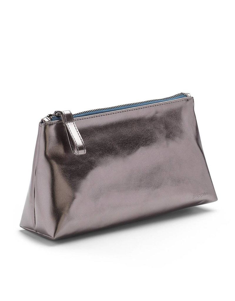 Accessory Pouch: Gunmetal