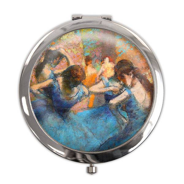 Degas Dancer Compact Mirror