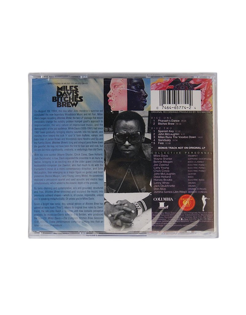 Miles Davis Bitches Brew CD