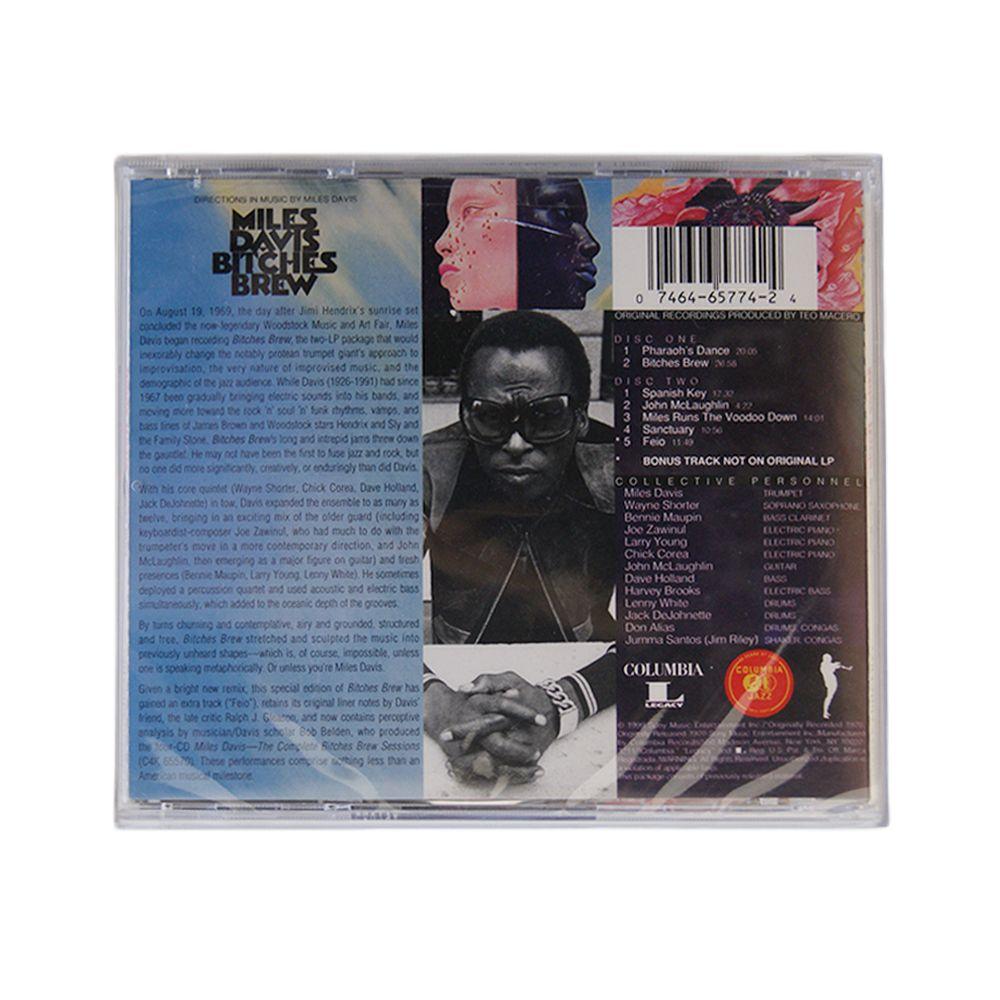 Miles Davis Bitches Brew CD