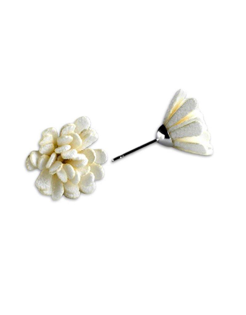 Flower Earrings: Small