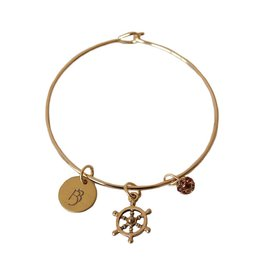 Le Corsaire Gold Bangle