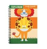 Flip and Draw Jungle Animals