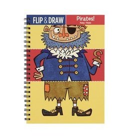 Flip and Draw Pirates