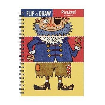 Flip and Draw Pirates
