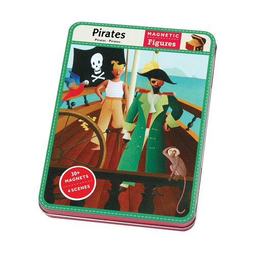 Pirate Magnet Set