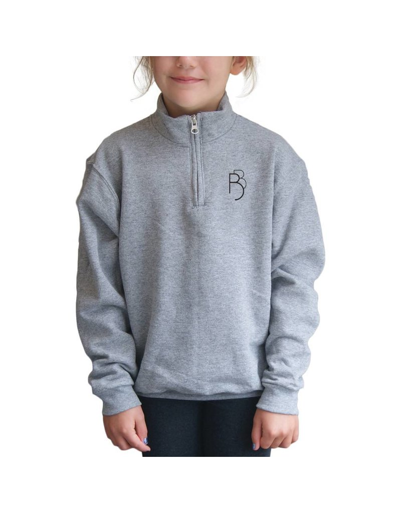 1/4 Zip Sweatshirt Youth