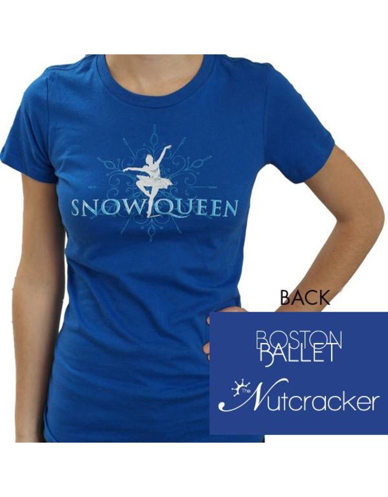 Nutcracker 2014 Fitted Tee Small
