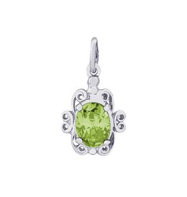 Artifact Filigree Stone Charm