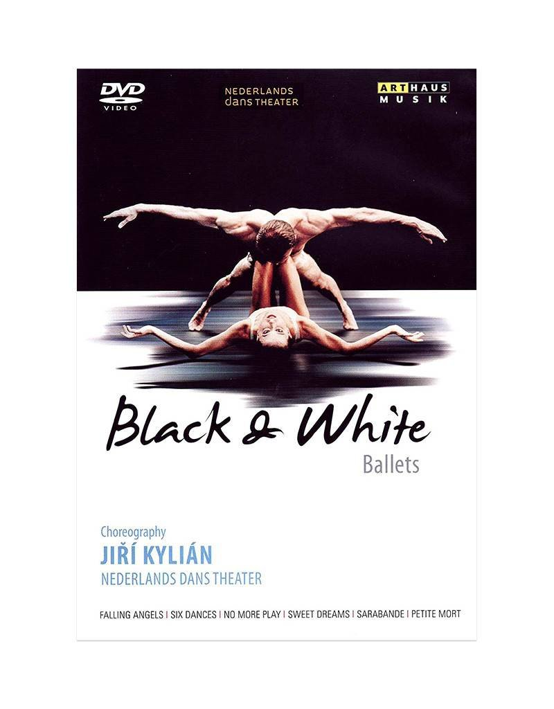 Kylián Black & White DVD