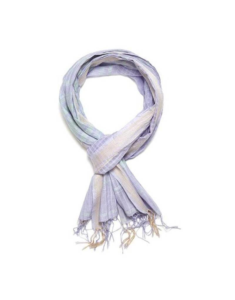 Scarf: Abacus Lilac