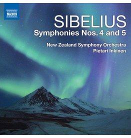 Sibelius: Symphonies Nos. 4 & 5