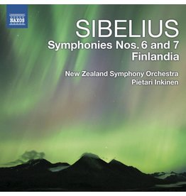 Sibelius: Symphonies Nos. 6 & 7 - Finlandia