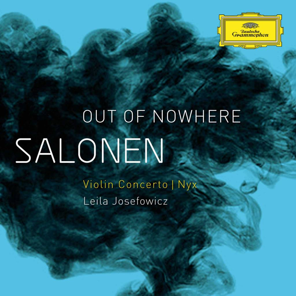 Salonen: Out of Nowhere (NYX)
