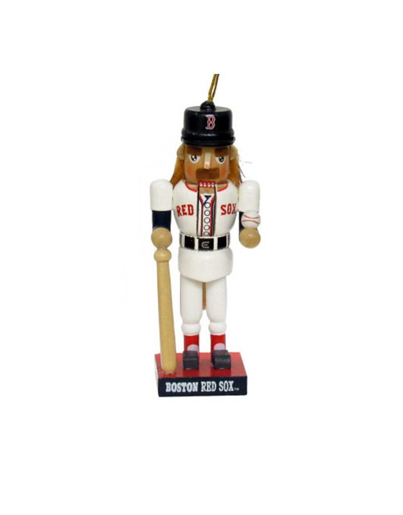 Red Sox Nutcracker Ornament