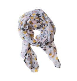 Scarf: Playful Polka Dots