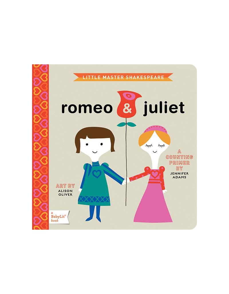 Romeo & Juliet Baby Lit Book