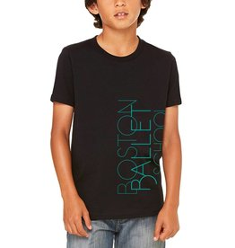 BBS Youth Tee Teal
