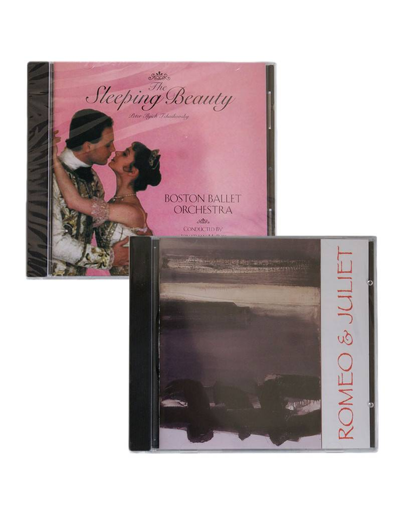 Boston Ballet Orchestra CD Bundle