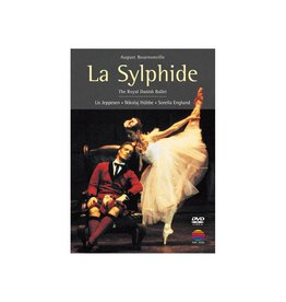 La Sylphide Royal Danish Ballet DVD