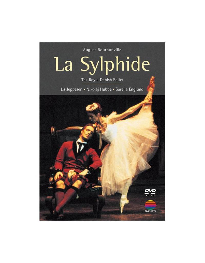 La Sylphide Royal Danish Ballet DVD