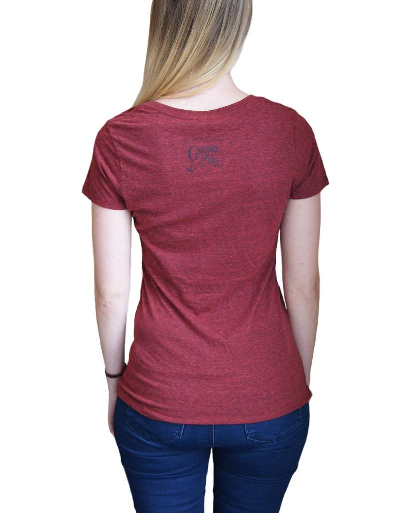 Genius at Play Fitted Tee