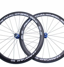 Perpetual wheel roue  ppw carbone Hawaii 50mm arriere