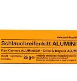 Tube colle boyau jante aluminium
