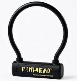 Pin Head cadenas PINHEAD BUBBLE LOCK W/KEY