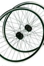 roue ARR. DAMCO 700c noir DOUBLE.FREEW.EC Fix